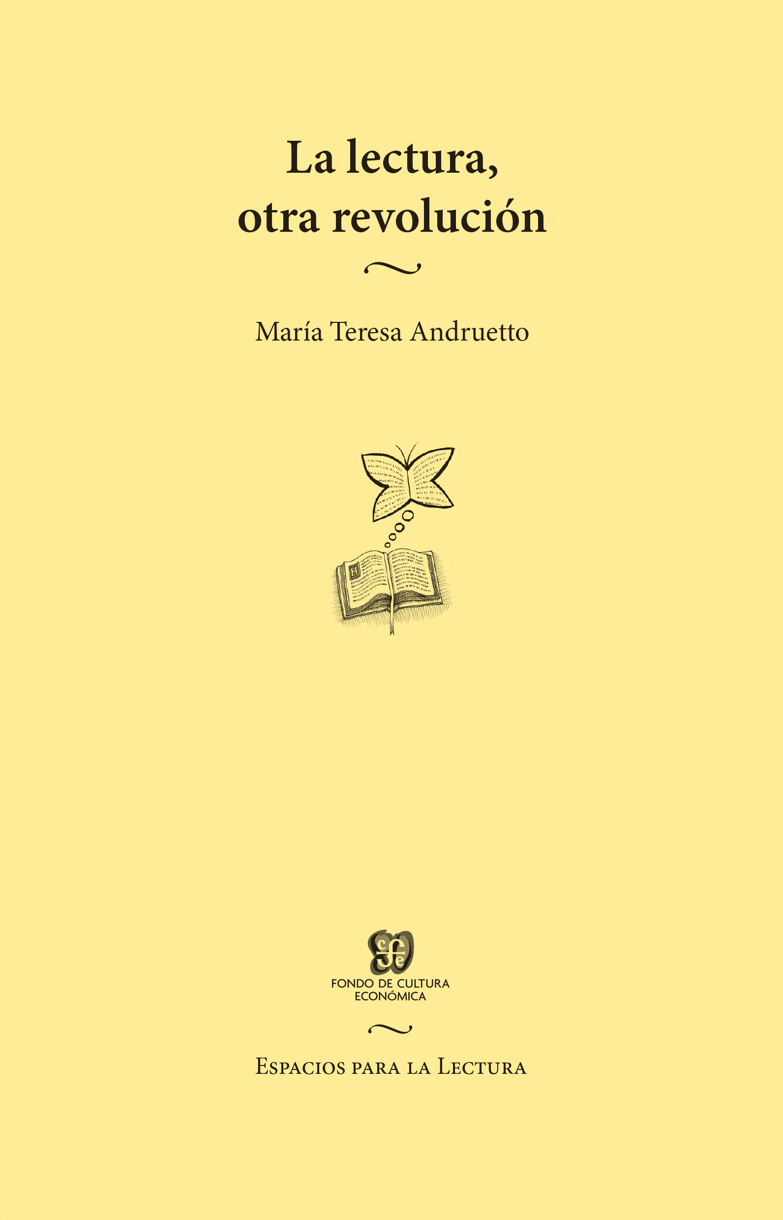Reading, another revolution (La lectura, otra revolución)