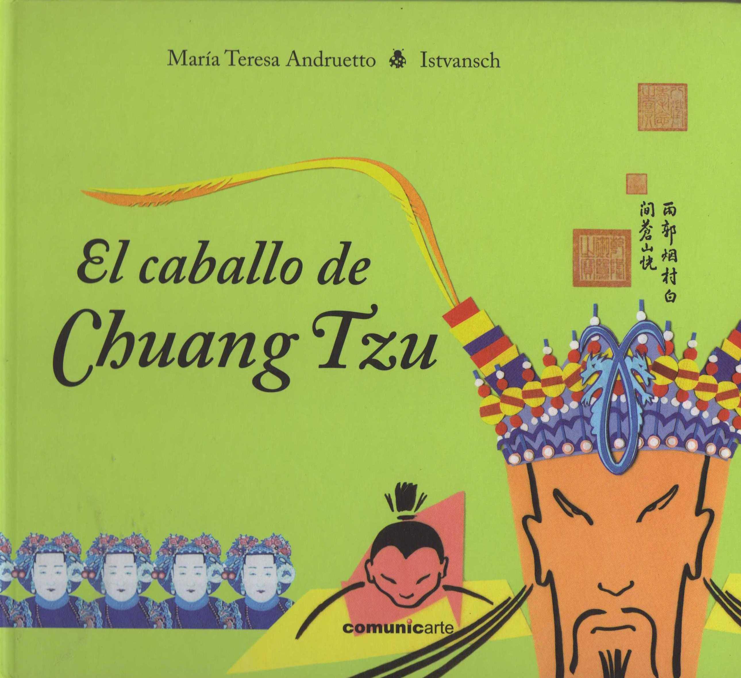 Chuang Tzu's horse (El Caballo de Chuang Tzu)