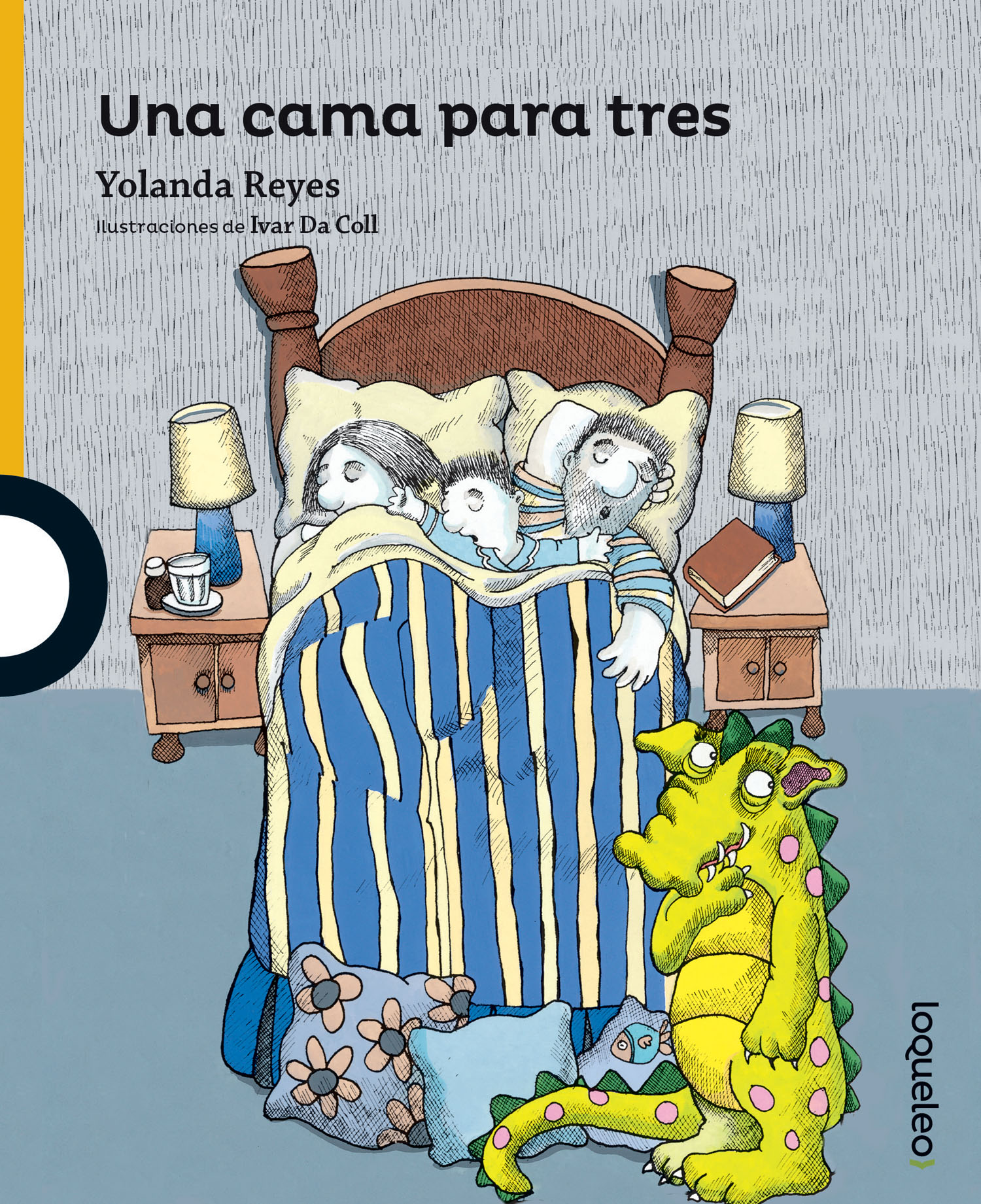A bed for Three (Una cama para tres)