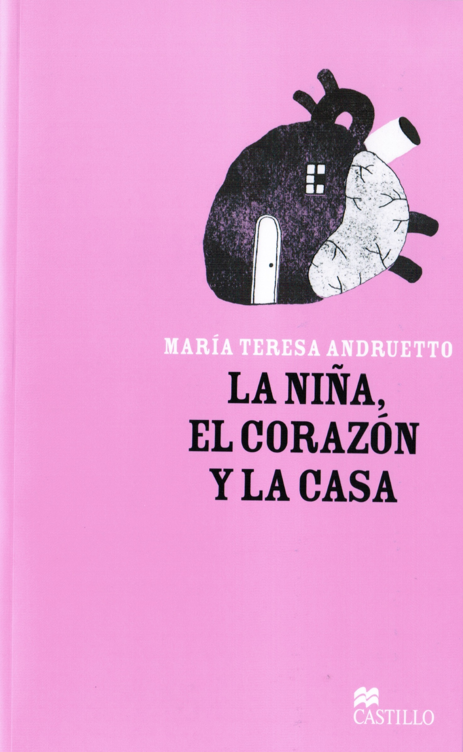 The girl, the heart and the house (La niña, el corazón y la casa)