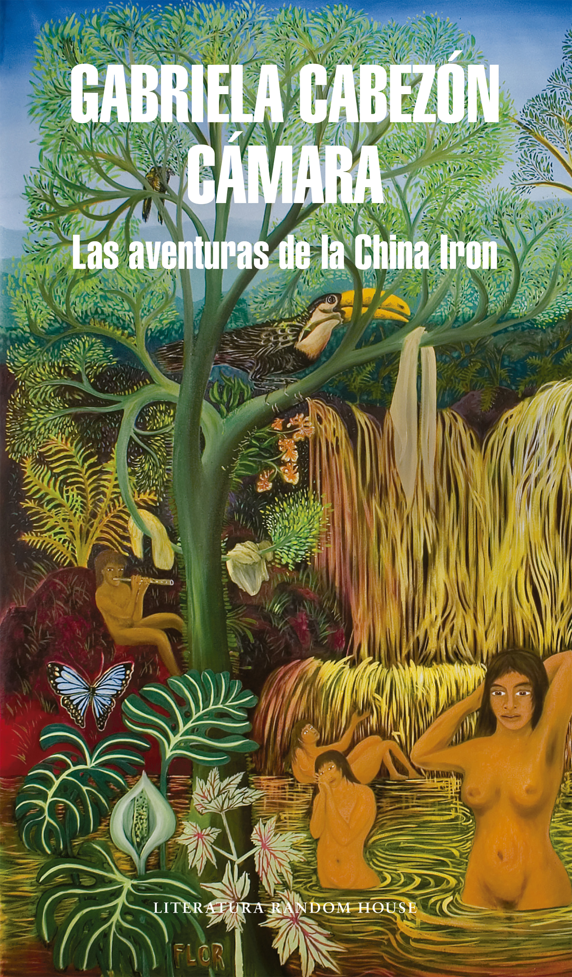 The Adventures of China Iron  (Las aventuras de la China Iron)