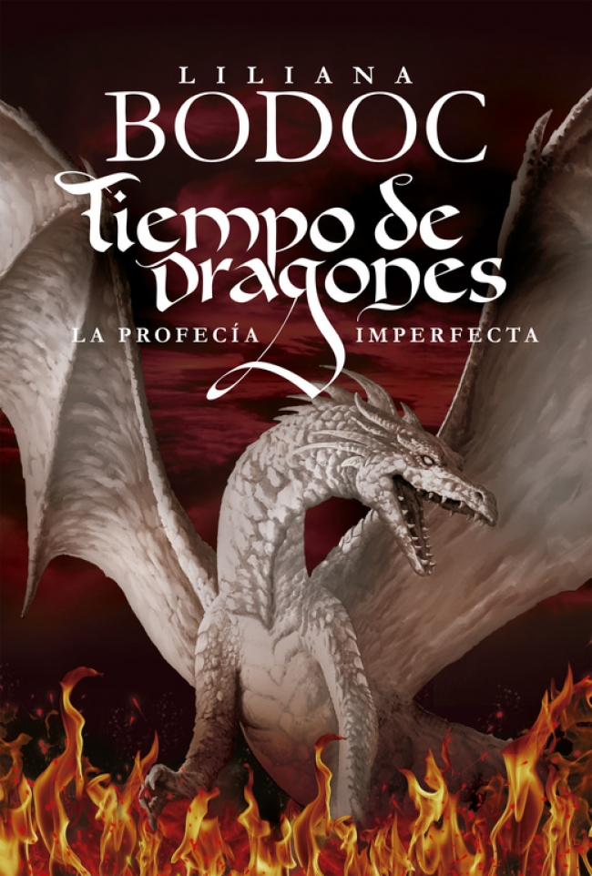 Time of dragons 1:  The imperfect prophecy