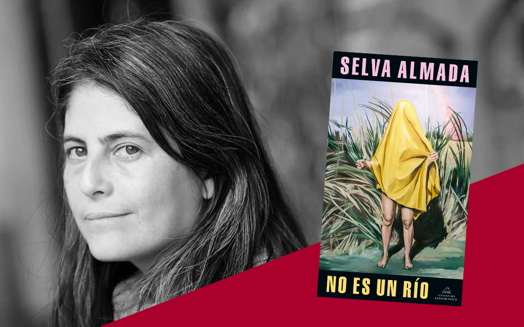 Selva Almada in the Long List of the IV Biennial Novel Prize Mario Vargas Llosa
